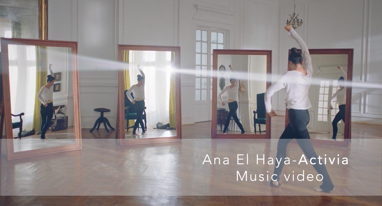 Activia - Ana Al Haya